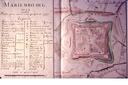 Plan Mariembourg 1789