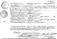 CHOKIER Alexandre Auguste Joseph
