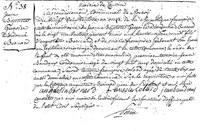 BERNARD Jean Baptiste Grégoir Dieudonné